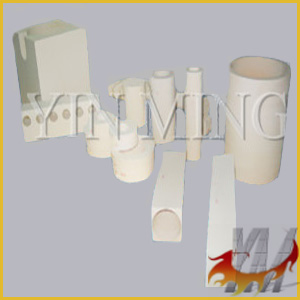 AZS Refractory Brick | AZS | AZS BRICK | zirconium brick | glass melting furnace